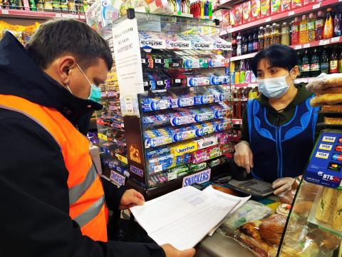 Соблюдение рекомендаций Роспотребнадзора проверяют в Приморье и в выходные дни