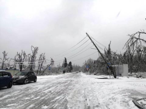 «Сами просеку прорубали»: как выживают жители острова Русский без света