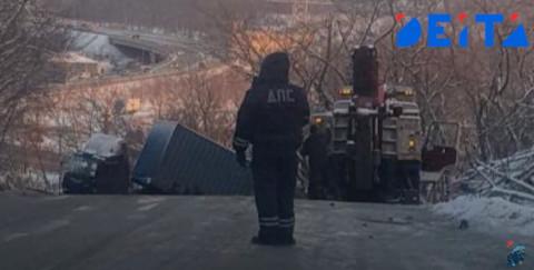 День, когда Владивосток остановился: видео