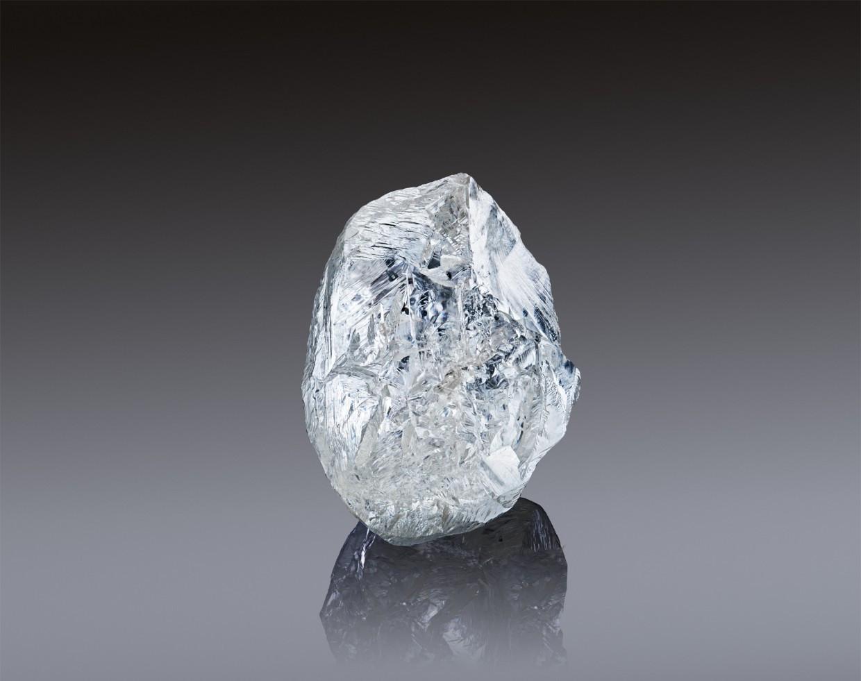 242 карата: огромный дальневосточный алмаз выставляют на аукцион