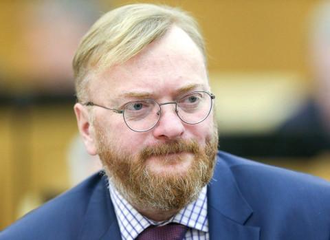 Ужесточить наказание за порнографию требует Милонов