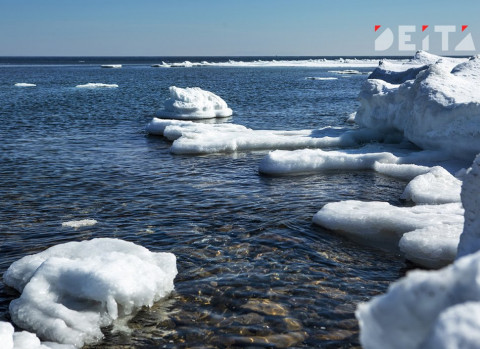 Айсберг размером с Петербург откололся в Антарктиде