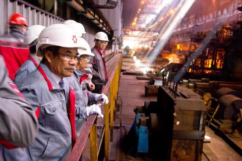 Китай выводит опасное производство на Дальний Восток