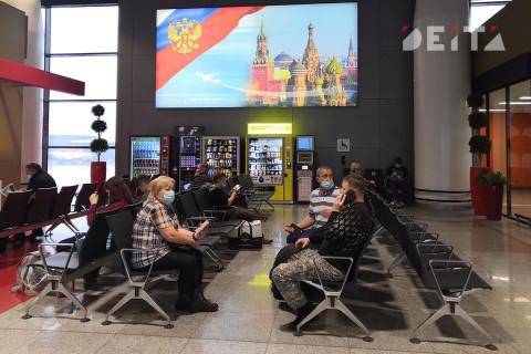 Транспортные коридоры для привитых от COVID-19 хотят сделать в российских аэропортах