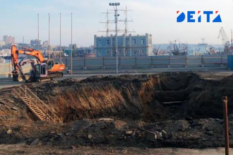 Фонтаном не ограничатся: новые объекты планируют на площади Владивостока