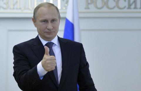 Путин набирает высоту: россияне снова полюбили президента