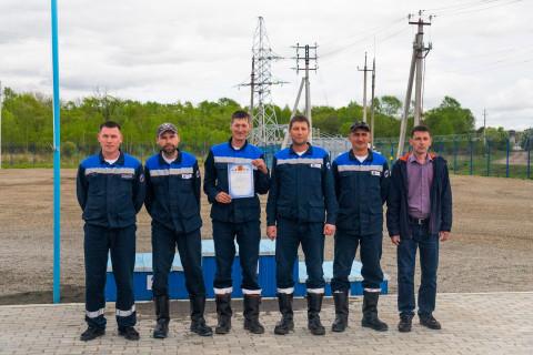 Специалисты Хабаровских электрических сетей стали одними из лучших в конкурсе профессионального мастерства