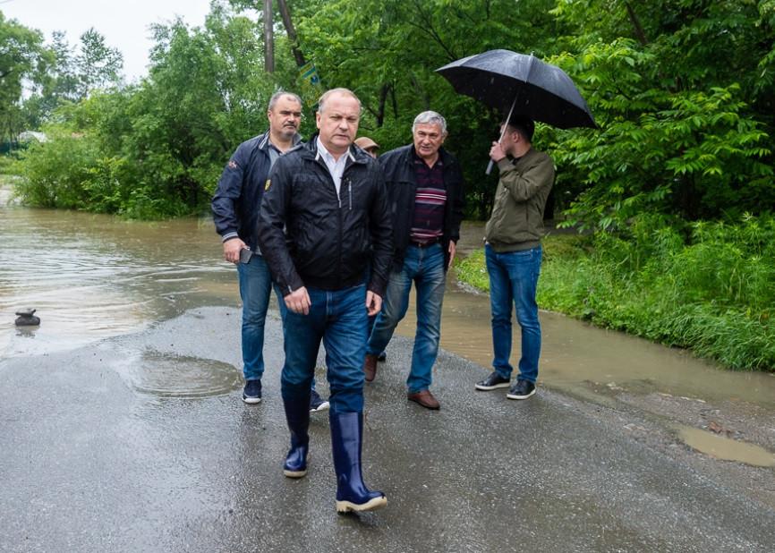 Глава Владивостока сказал быть готовыми к эвакуации