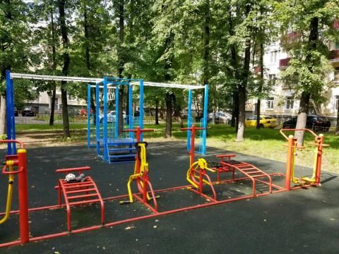 Более 60 спортплощадок построят в Приморье