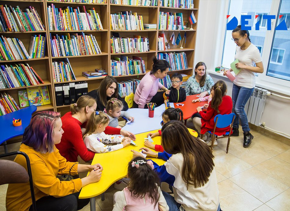 Впервые во Владивостоке путёвки в детский сад будут оформлять дистанционно
