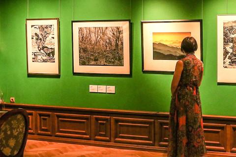 Многоголосие печатной графики: картинная галерея приглашает на новую выставку