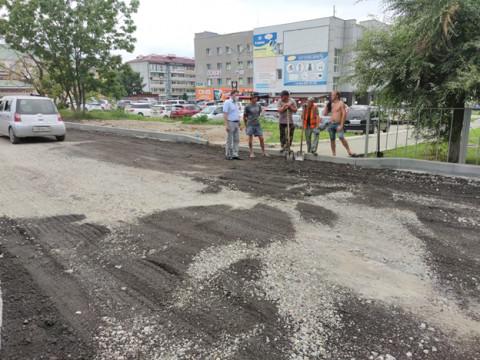 Депутаты Законодательного Собрания Приморья контролируют ремонт дорог в регионе