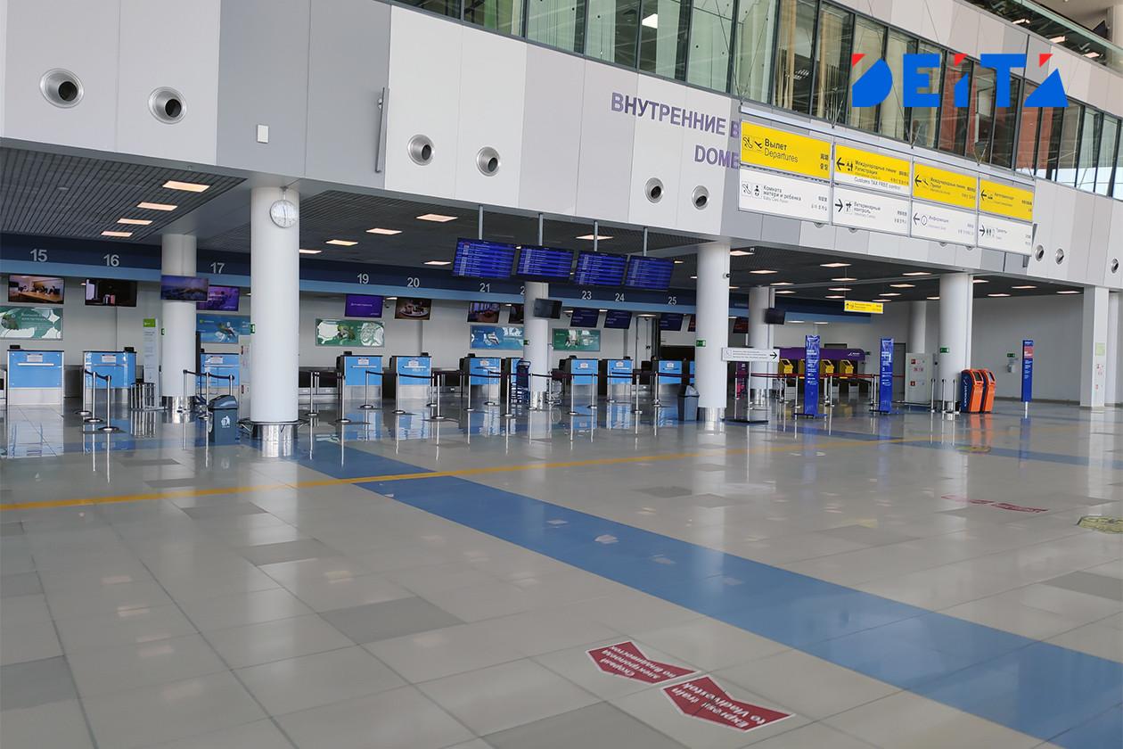 Антимонопольной службе не понравился инвестор сахалинского аэропорта