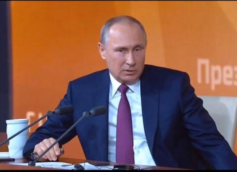 Путин не увидел проблем в российской экономике