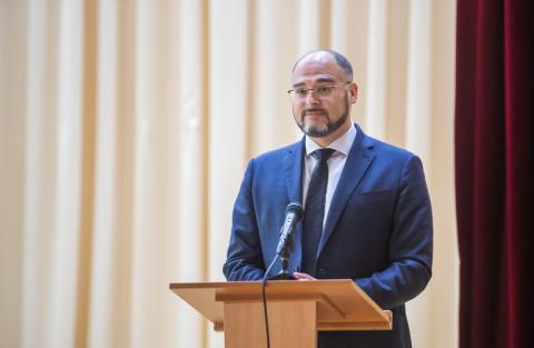 Константин Шестаков встретился с педагогами Владивостока