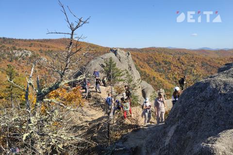 Три туристки пропали при восхождении на гору в Приморье