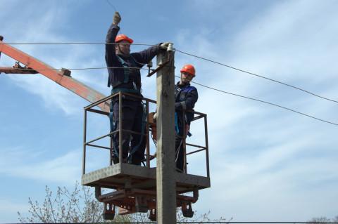 В Хабаровском крае энергетики завершают аварийные работы