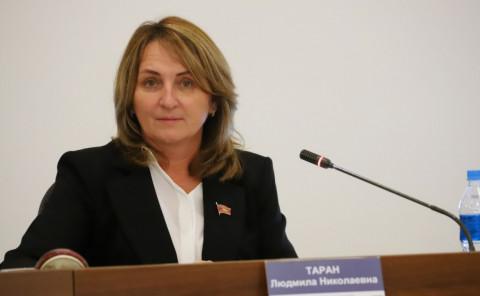 Депутат Людмила Таран: «Остров Попова за три года стал иной локацией, с другой жизнедеятельностью и качеством проживания»