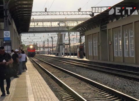 Дополнительные вагоны добавляют в приморские электрички из-за непогоды