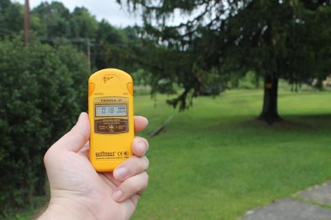 Опасный радиоактивный груз обнаружили в Приморье