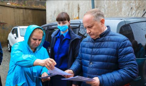 Глава Владивостока: УК должна работать на благо жильцов