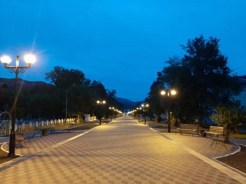 Приморцы еще три дня могут выбирать скверы и парки для благоустройства