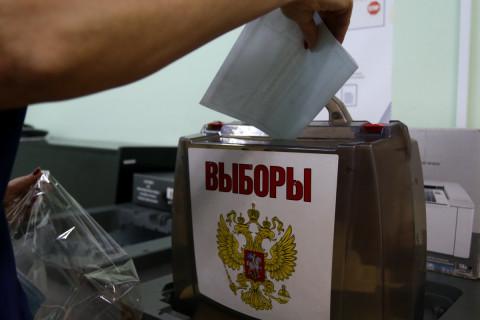 Избирательные участки с отдельным входом и выходом работают во Владивостоке