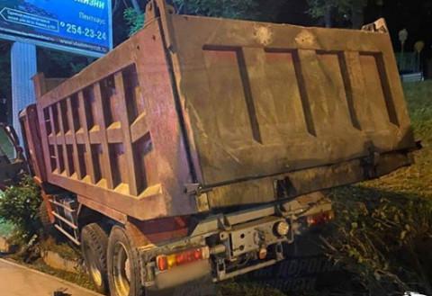 Новое ДТП с участием самосвала во Владивостоке: опять отказали тормоза