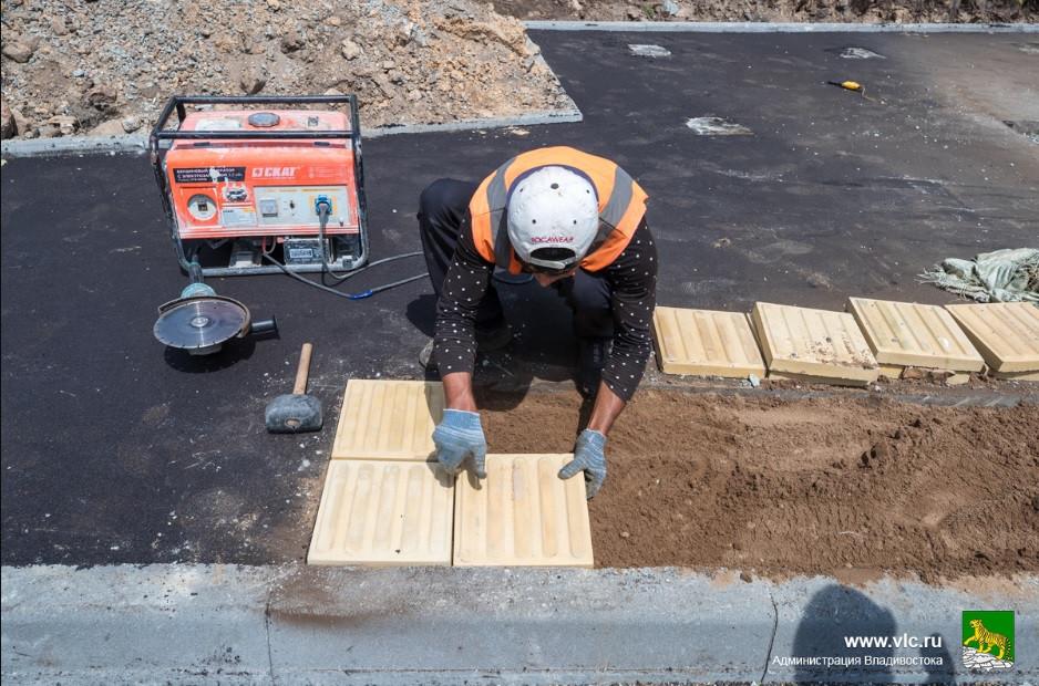 Комплексный ремонт автодорог Владивостока проходит в рамках нацпроекта «БКАД»