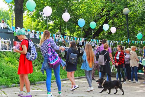 Шестаков пообещал городу новые парки и скверы