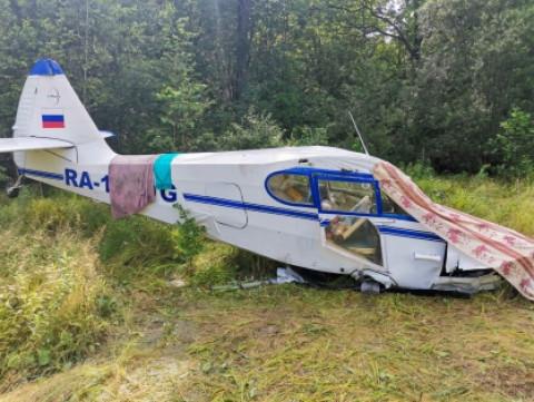 Очередной легкомоторный самолёт разбился на Дальнем Востоке