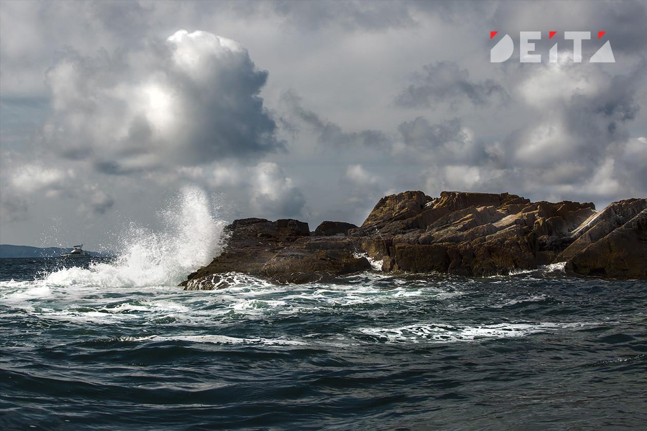Дождь и ветер: погода в последние выходные августа не манит приморцев на моря