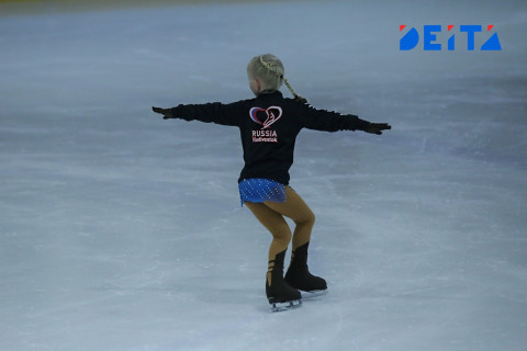 Ледовую арену возведут в Приморье