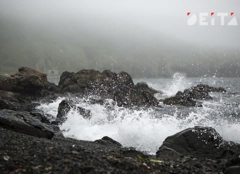 Тропический шторм «Нора» усилился до урагана в Тихом океане