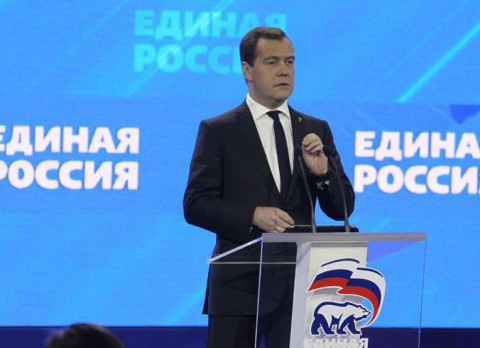 Гращенков: Медведев решит, кто станет депутатом в 2021 году