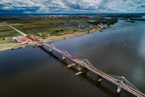 Мост, соединяющий Россию и Китай, планируют запустить в ноябре