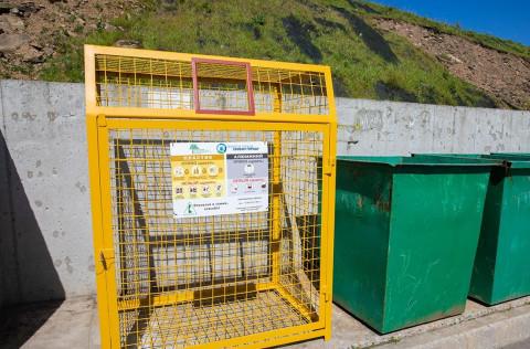 Администрация Владивостока: Контейнерные площадки должны быть благоустроены и включены в реестр