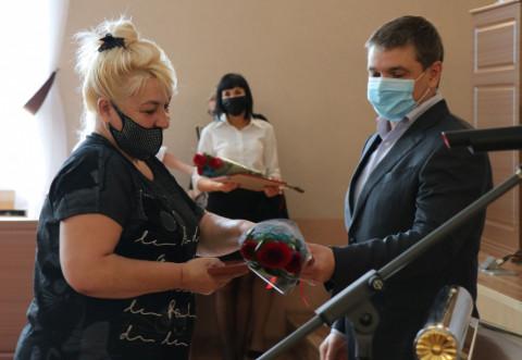Почти 20 семей Уссурийска получили ключи от новых квартир