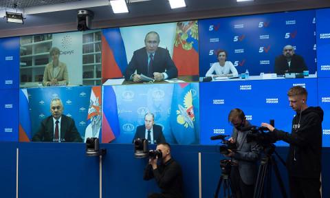 Лидеры предвыборного списка «Единой России» возглавят специальные партийные комиссии
