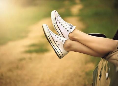 Это спасет вашу обувь после встречи со свежим асфальтом