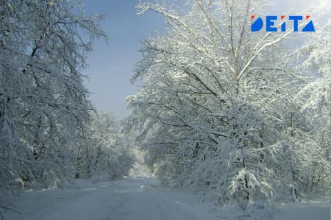 Аномальные морозы: штормовое предупреждение объявлено в Приморье