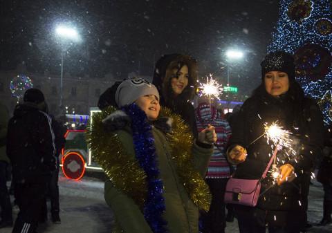 Новый запрет ввели в Приморье на новогодние праздники