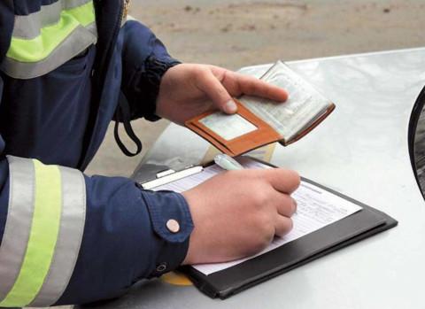 Водителям простят штрафы, выписанные в непогоду