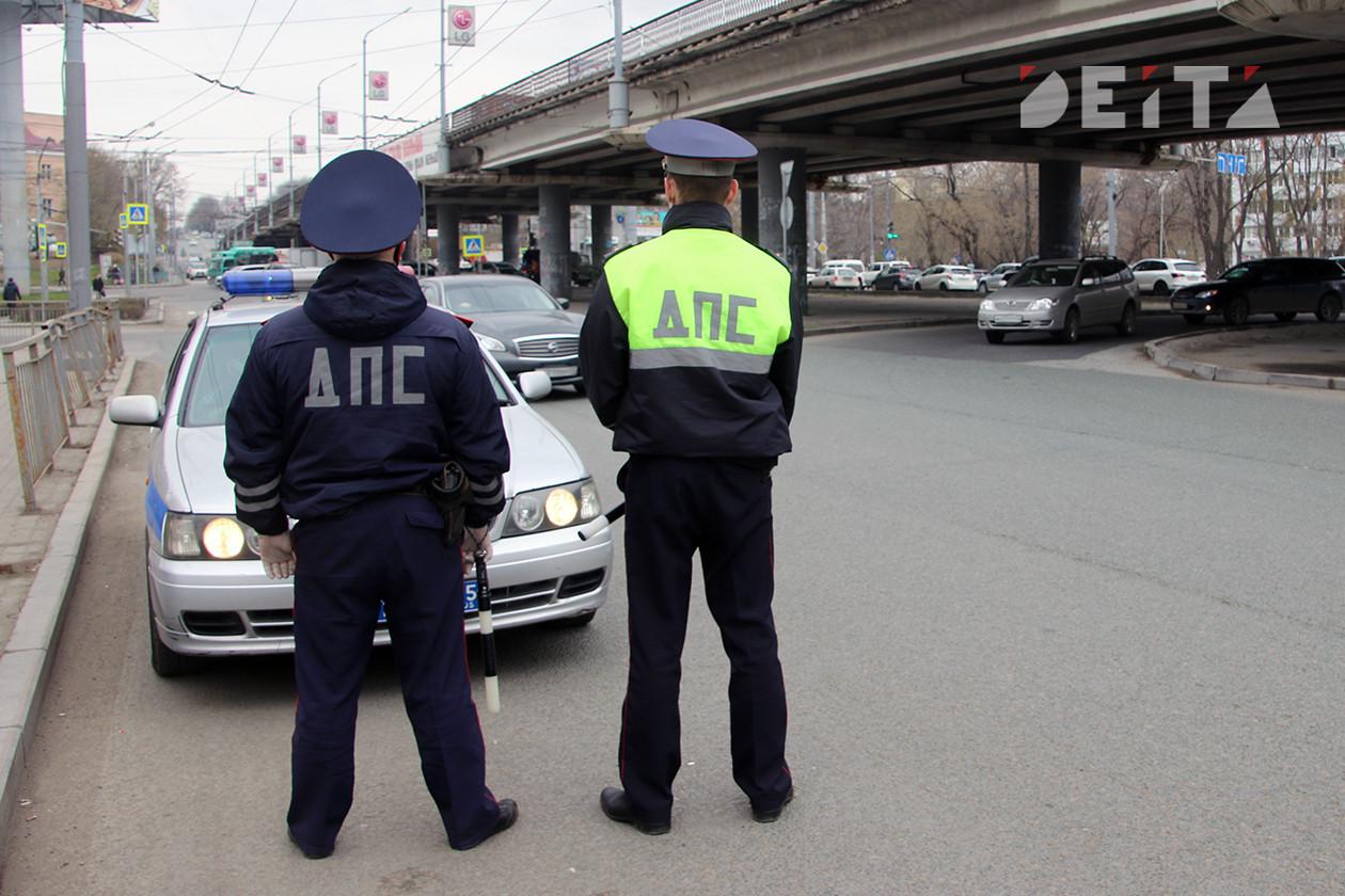 Новый штраф может появиться для водителей в Приморье