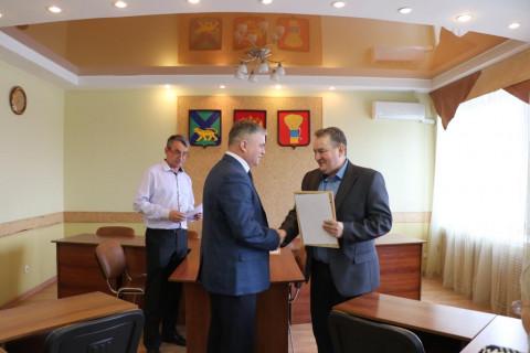 Учреждения Уссурийска наградили за лучшую организацию работы по охране труда