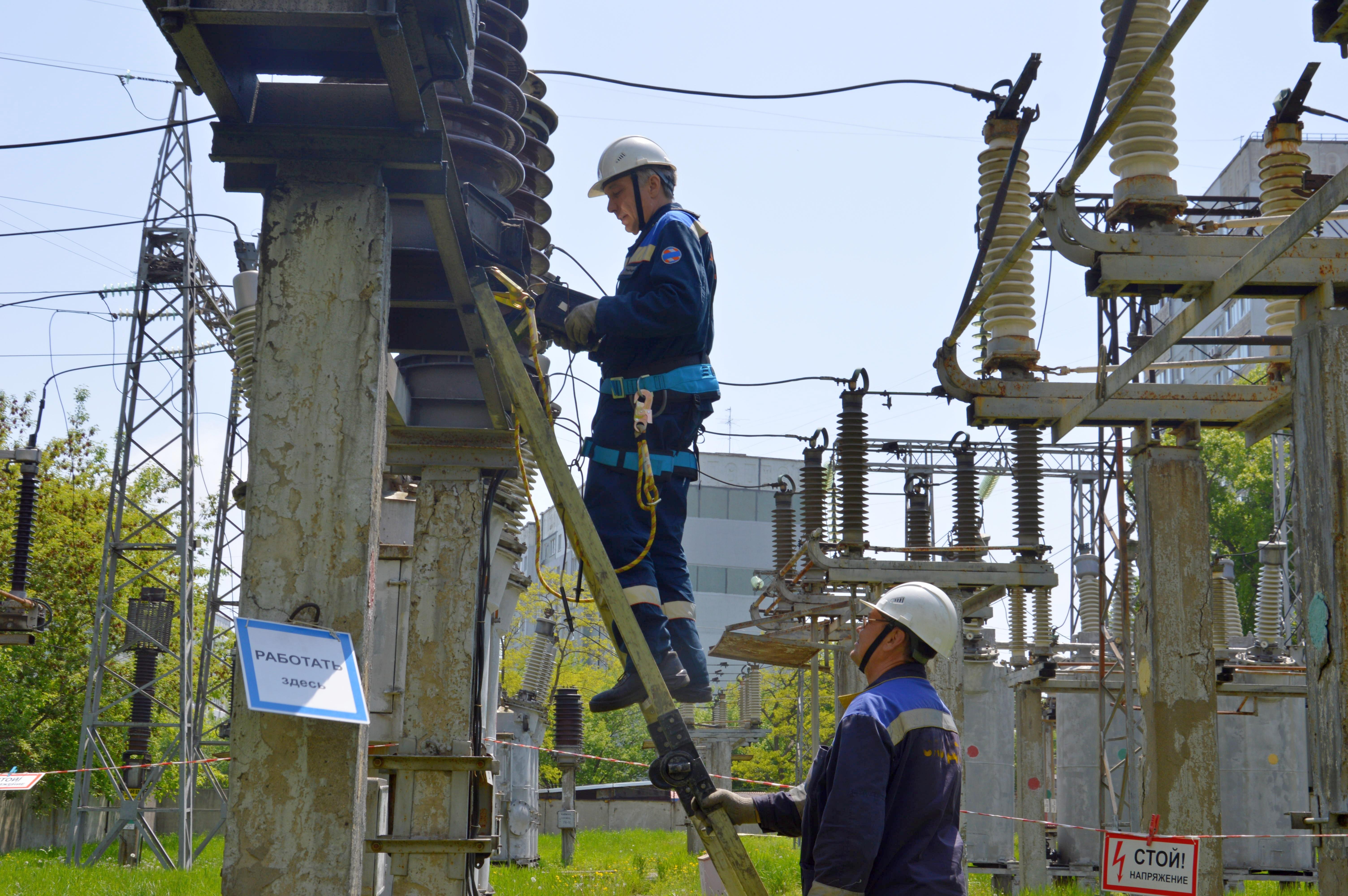 Электроснабжение села Фурманово ночью было восстановлено