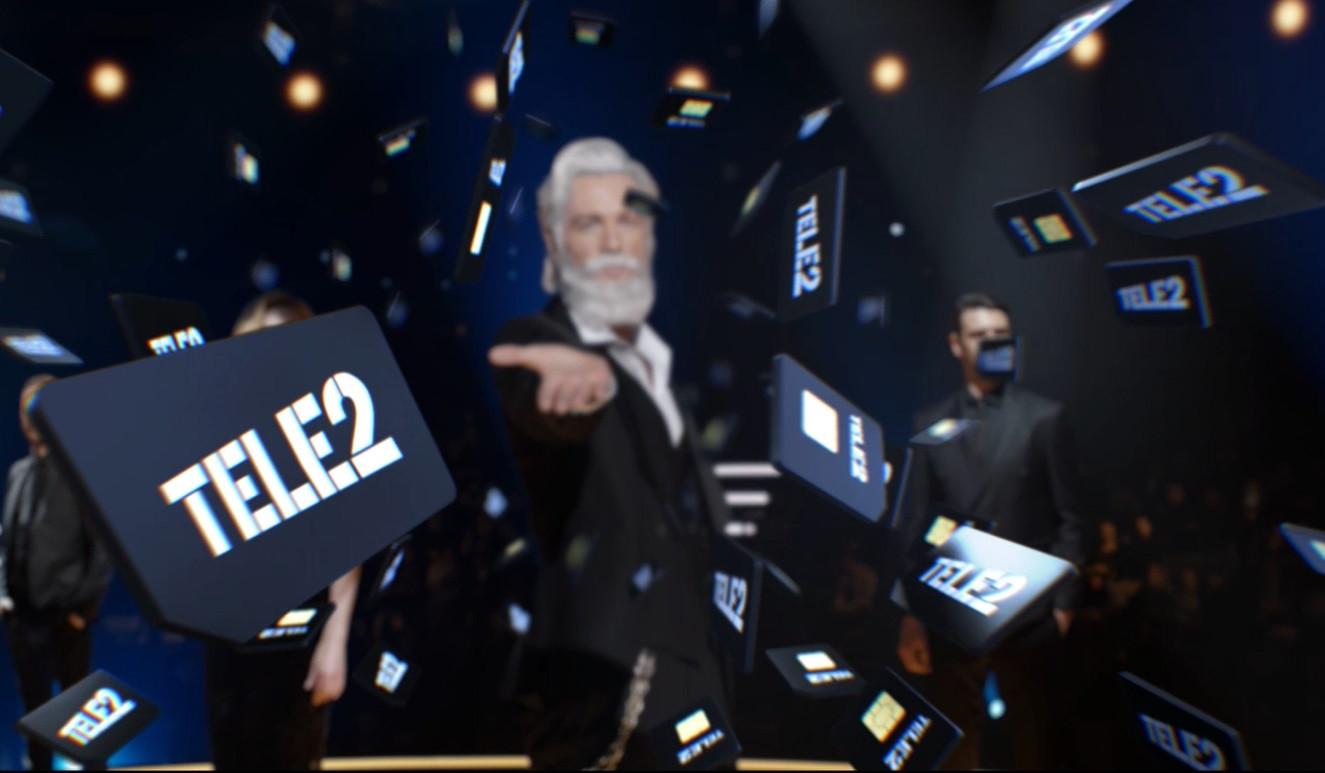 Абоненты Tele2 с начала года проговорили 32 млрд минут внутри сети