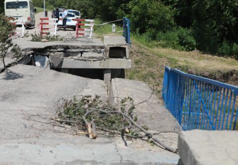Новый мост появится в Уссурийске уже к сентябрю