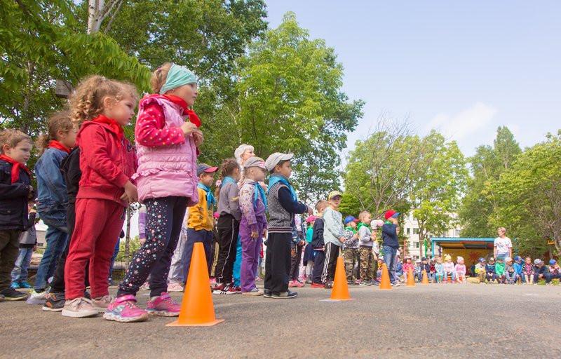 Более 56 тысяч школьников отдохнут в оздоровительных лагерях Приморья