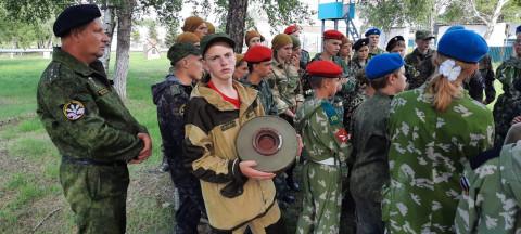 Форум юнармейцев завершился в Приморье